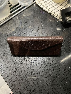 Gucci Eyeglasses Case for Sale in Rialto, CA