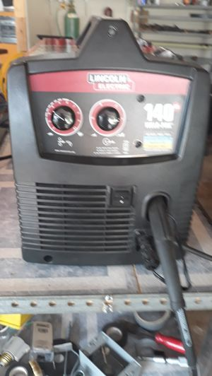 Lincoln welder torch set and band saw for Sale in Markham, IL