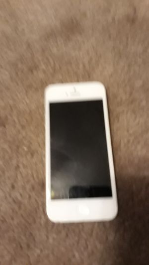 iPhone 5. AT&T. screen issue for Sale in Salt Lake City, UT
