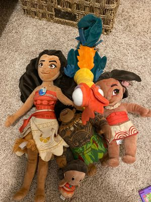 Moana set for Sale in Houston, TX