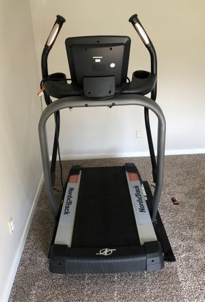 NordiTrack incline trainer treadmill for Sale in Lakewood, WA