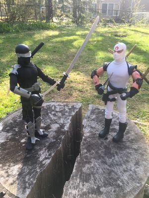 "GI Joe 12"" Action Figures $50 for Sale in Toms River, NJ"