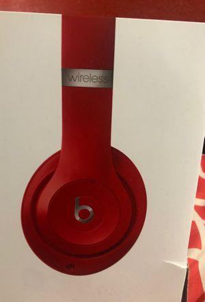 Beats studio 3's wireless for Sale in Manteca, CA