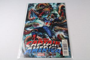 Captain America #001 Issue GameStop Variant Greg Horn for Sale in Upland, CA