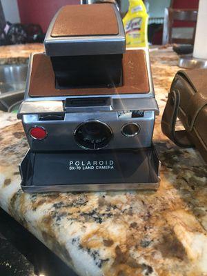 Polaroid SX-70 Land Camera for Sale in Harvey, IL