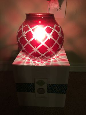 Christmas Glow Scentsy Warmer for Sale in Parkland, FL