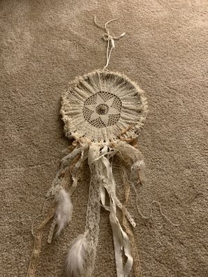 HAND MADE dream catcher for Sale in Deer Park, WA
