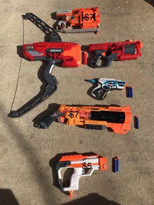 Nerf Gun Assortment for Sale in Pflugerville, TX