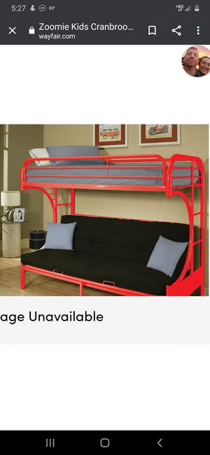 Futon bunk bed for Sale in Cocoa, FL