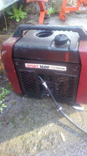 Coleman generator for Sale in Vancouver, WA
