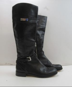 Like new - Coach Leather Knee High Riding Boots for Sale in Cary, NC