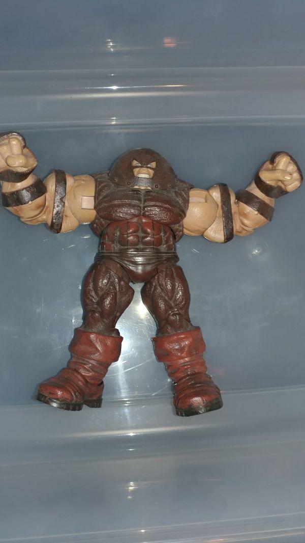 Marvel Juggernaut action figure