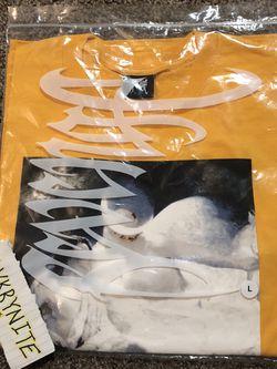 Revenge Heavens Tee Yellow for Sale in Las Vegas,  NV