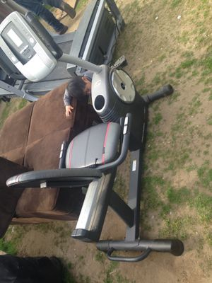 Running treadmill for Sale in Santa Maria, CA