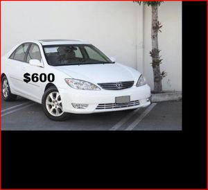 Price$600 Camry 2002 for Sale in Sacramento, CA
