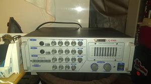 Stereo mixing amplifier for Sale in San Jose, CA