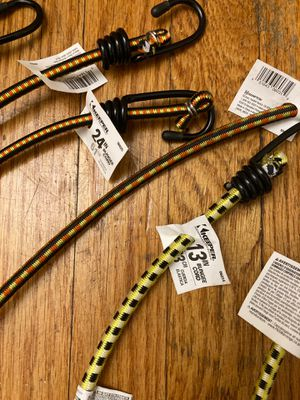 Bungee Cords (6x13in, 6x24in) for Sale in New Haven, CT