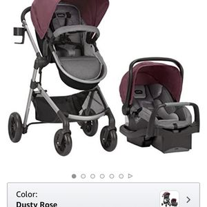 Car seat and stroller for Sale in Glendora, CA