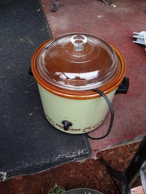 Crock Pot for Sale in Cadott, WI