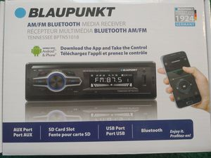 Blaupunkt Stereo BPTNS1018 for Sale in Detroit, MI