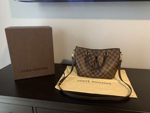 Original Louis Vuitton Siena PM Damier Ebene for Sale in New Albany, OH