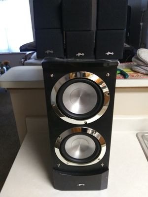 Surround sound system top of the line. for Sale in Columbus, OH