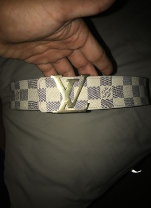 100% Authentic Louis Vuitton Belt for Sale in Washington, DC