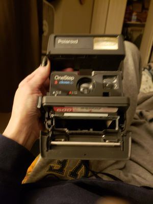 Polaroid one step for Sale in Matamoras, OH