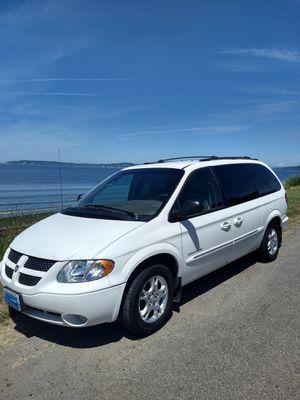 2001 Dodge Grand Caravan ES AWD for Sale in Edmonds, WA
