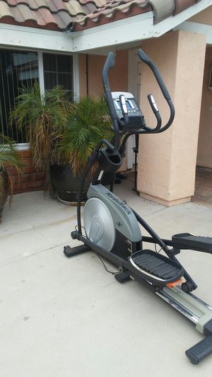 Nordictrack elliptical DELIVERY for Sale in Bonita, CA