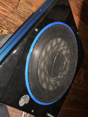 Auto subwoofers rockville for Sale in Hyattsville, MD