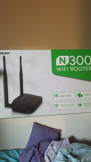 Jetstream N300 wifi router for Sale in Guadalupe, AZ