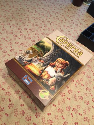 Caverna Board Game for Sale in Olympia, WA