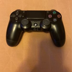 PS4 Controller Black for Sale in Riverside, CA