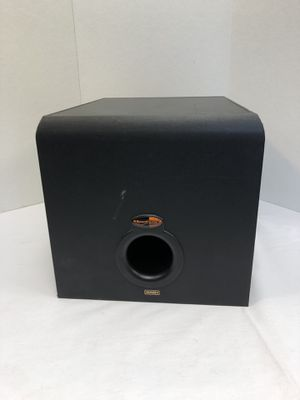 KLIPSCH THX BASH COMPUTER SUBWOOFER ONLY PROMEDIA V.2 – 400 for Sale in Pelham, NH