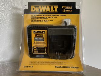 BRAND NEW DEWALT 12V MAX - 20V MAX LITHIUM ION BATTERY CHARGER for Sale in Walnut,  CA