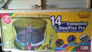 Like new trampoline for Sale in Ailey, GA