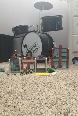 Lego City fire station 100%complete for Sale in Salt Lake City, UT