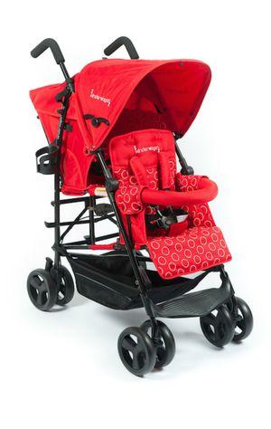 Kinderwagon double stroller for Sale in Allentown, PA