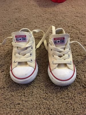 Converse Sneaker for Toddler Boy for Sale in Morrisville, PA