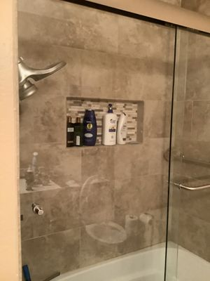 Custom Glass Tub/shower enclosure for Sale in Alta Loma, CA