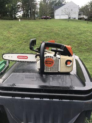 Stihl ms200t arborists chainsaw for Sale in Stafford, VA