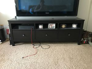 Black TV stand for Sale in Portland, OR