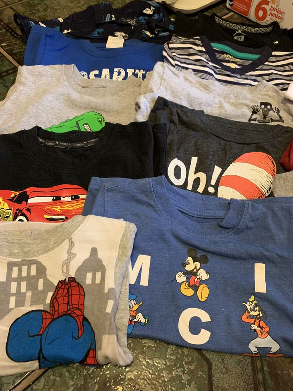 Toddler lot size 2T