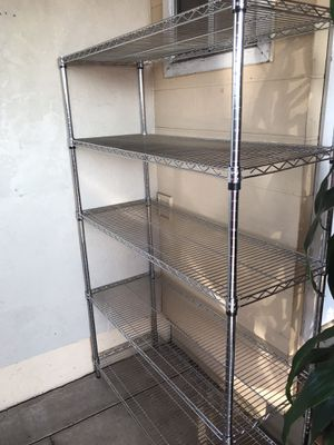 metal shelves, (new) for Sale in San Diego, CA