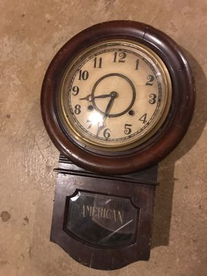 Antique American Clock for Sale in Palatine, IL