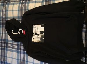 Supreme Ad hoodie size Large for Sale in Puyallup, WA