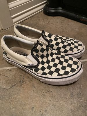 Checkered Vans for Sale in Harlingen, TX