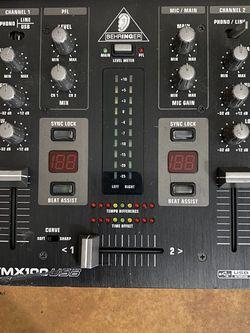 Behringer VMX100USB Mixer for Sale in Miami,  FL