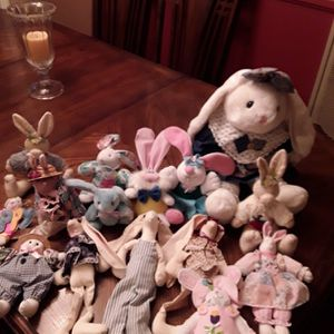 Easter Plush Bundle- All New for Sale in La Puente, CA